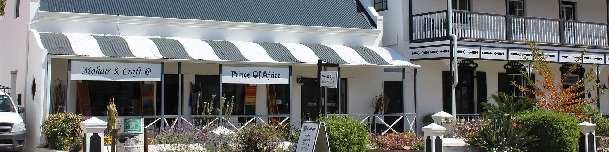 prince of africa 1